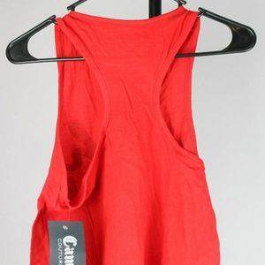 Tops - Utah Utes Women's Racer Back Tank Top (Red)